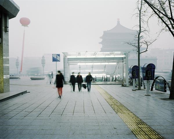 Xi'An, Shaanxi, China, 2003.
