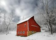 Little Red Barn--Mount Horeb, WI