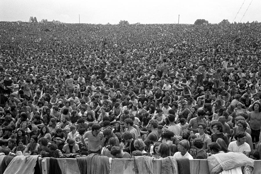 300,000 Strong   Woodstock 1969