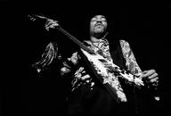 Jimi Hendrix, San Francisco 1968
