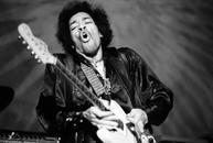 Jimi Hendrix, San Francisco, 1968
