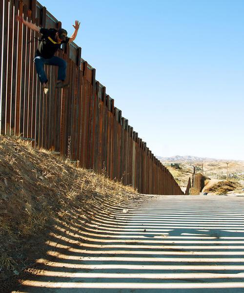 Border Fence © 2012