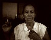 Grandmother and Cigarette; Rio, Brazil 2010