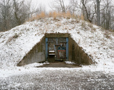 TNT Storage Igloo S3-A, Point Pleasant, WV, 2011
