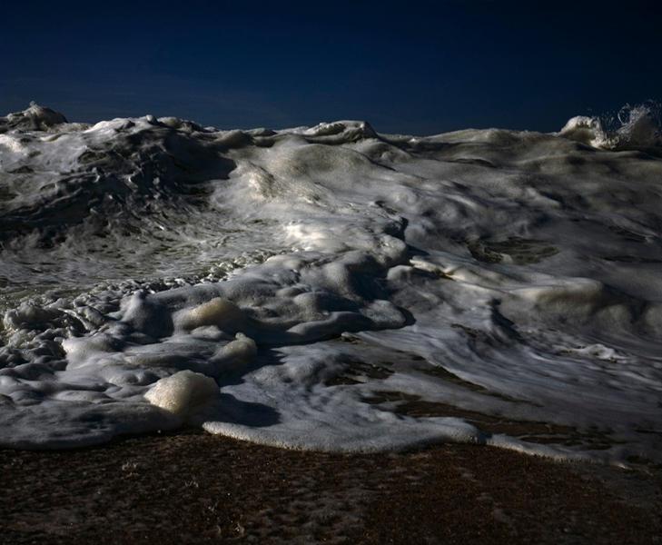 Ocean Wave 25, San Mateo County, Ca 2008