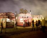 Food Stands at Antique Machinary Show
