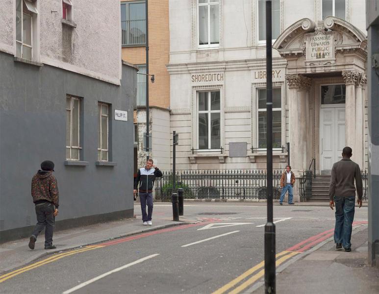 Hackney, London, 2010