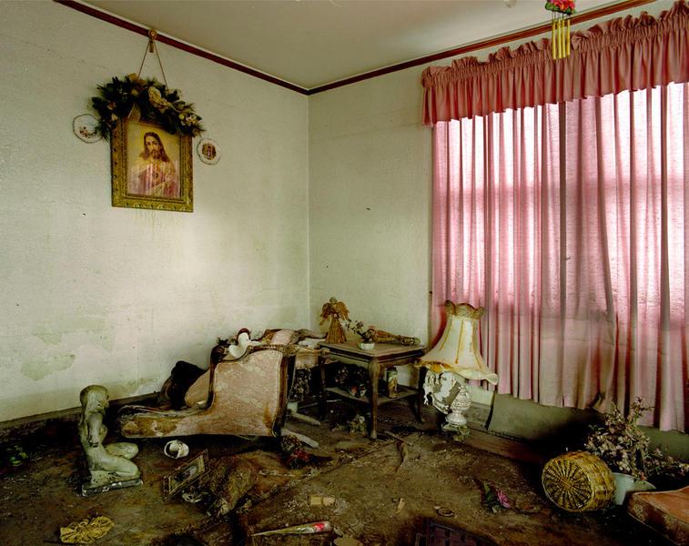 Living Room, new Orleans East, LA  2005