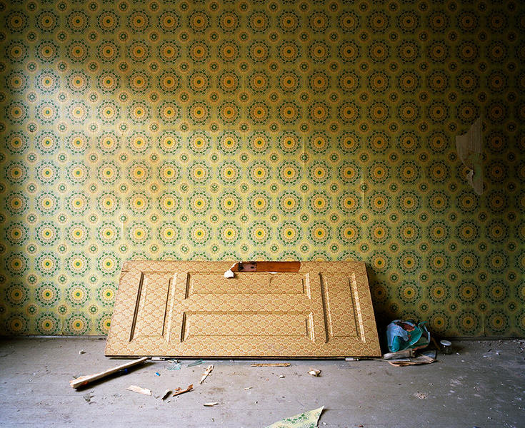 Abandoned Apartment, Buchenstraße, Dresden
