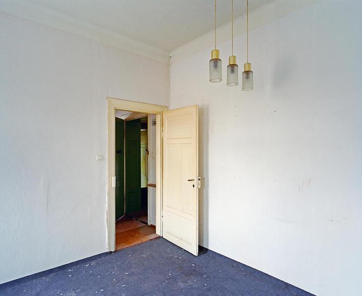 Abandoned Apartment, near Koblenzer Straße,Dresden