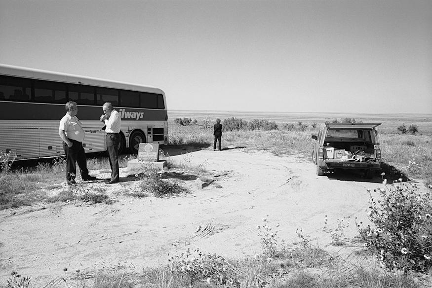 Sand Creek Massacre Site, Colorado, 1987