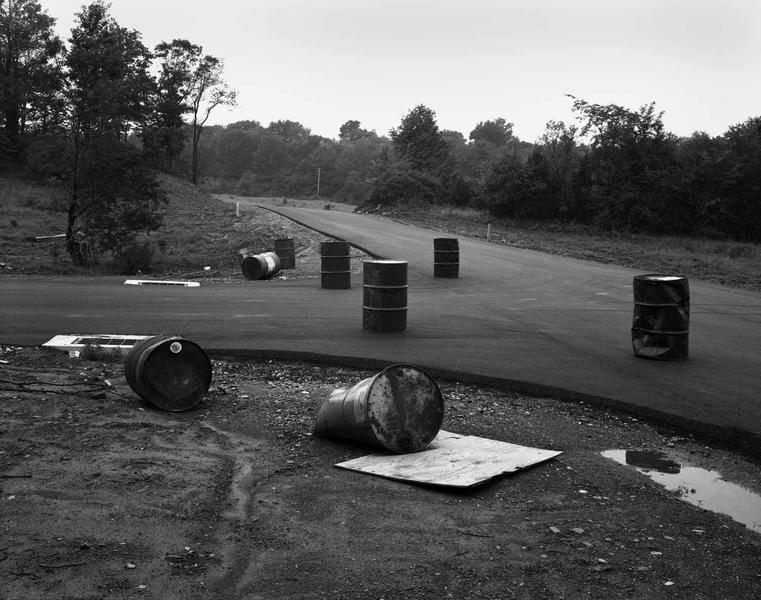 New Road, Old Barrels, Rt. 199