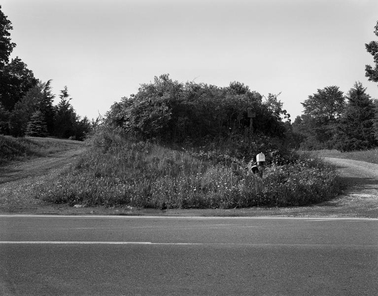 Mound and Mailboxes, Rt. 199