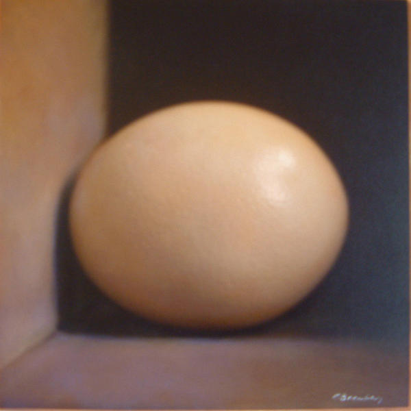 Still Life with Ostrich Egg