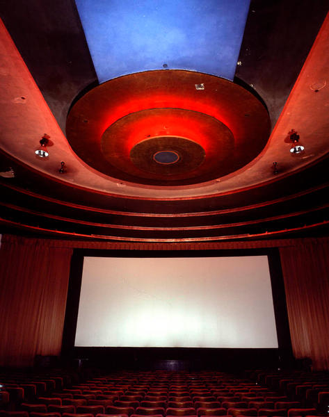Lake Theater Auditorium