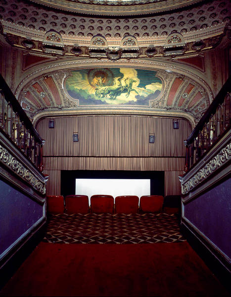 Chicago Theater Proscenium