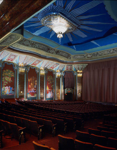 Paramount Theater Auditorium