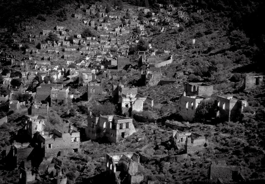 Kaya, Greek Ghost Town