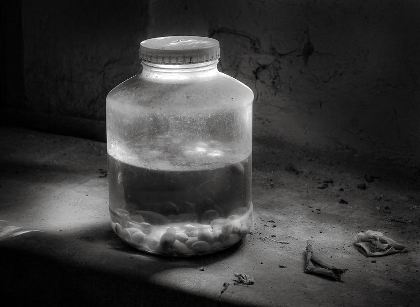 Mysterious Jar,