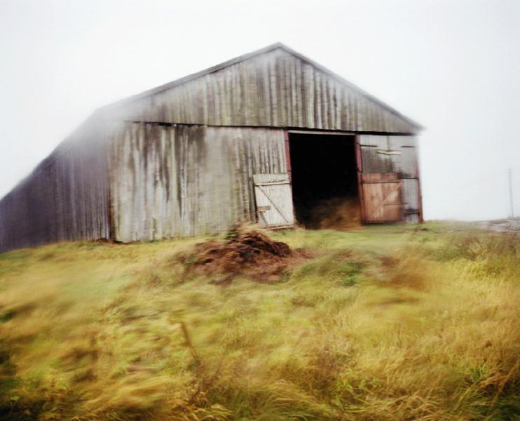 Barn, Village of Ylakiai, Lithuania 2002