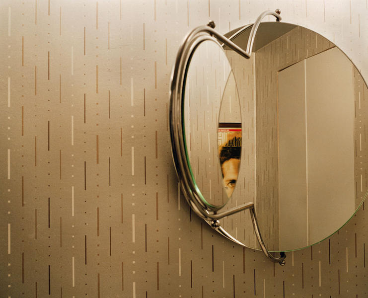 Bathroom Mirror, Washington, D.C., 2010