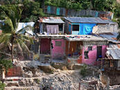 Valee de Bourdon, Port-au-Prince, Haiti 2010