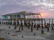 Seawall Shops, Hurricane Ike Galveston, TX, 2008