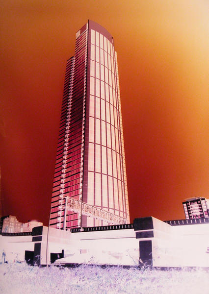 Millennium Tower, San Francisco, 2012