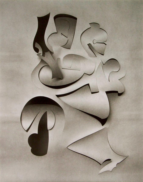 Cut Paper, 1975