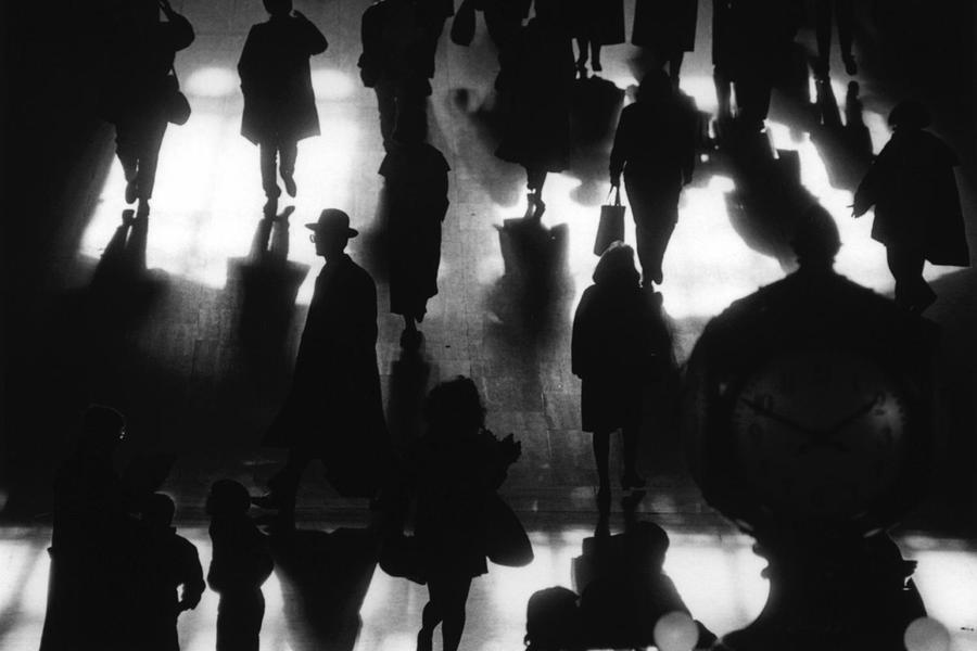 Grand Central Station, N.Y.C. 1989