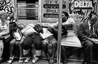 RR Train, N.Y.C., 1982