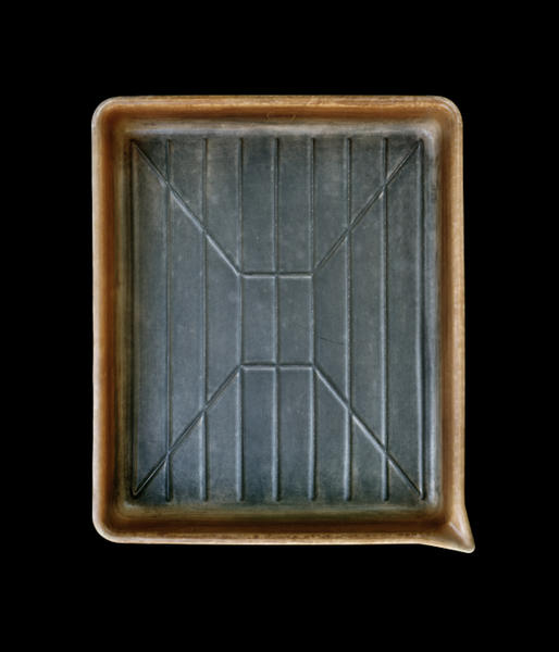 Ansel Adams' Developer Tray