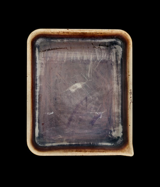 Emmet Gowin's' Developer Tray