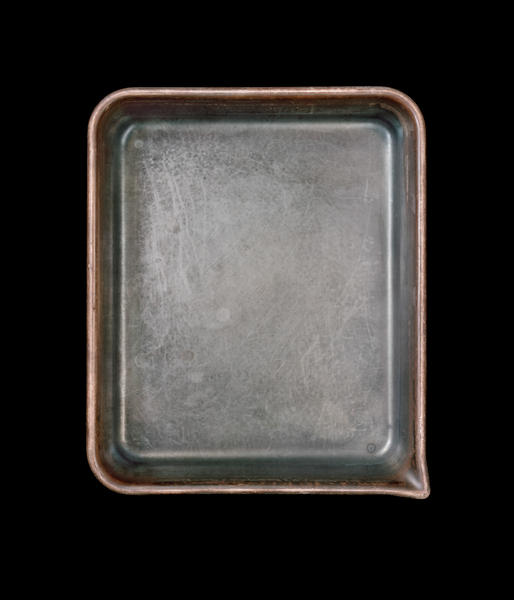 Minor White's Developer Tray