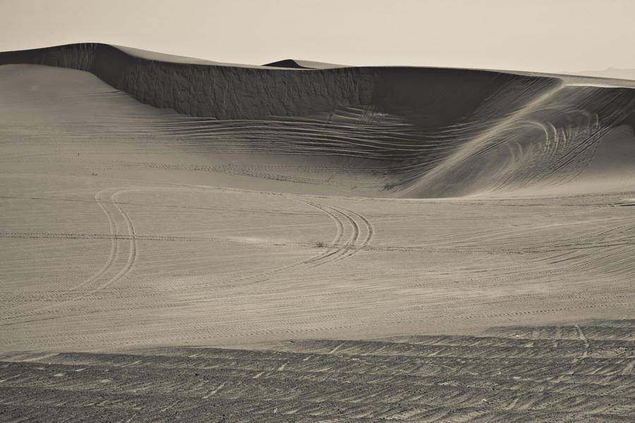 Yuma Sand Dunes AZ