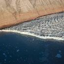 Crevasse Surge 1  30 x 30 inches  2014