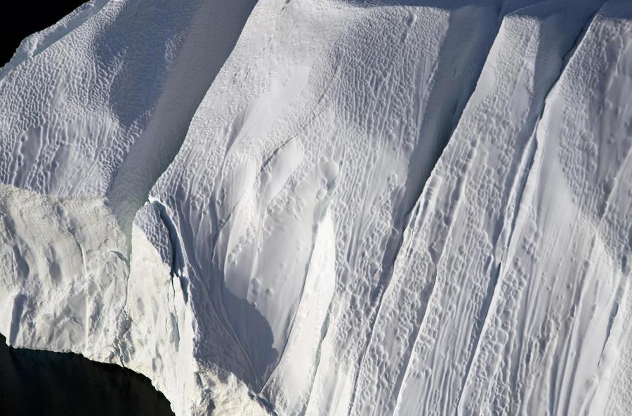Iceberg, August 6 40 x 60 inches 2014
