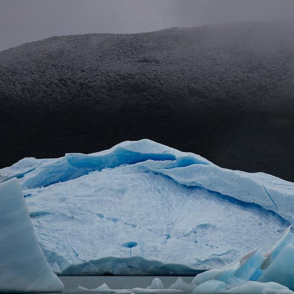 Upsala Iceberg 2 30 x 30 inches  2015