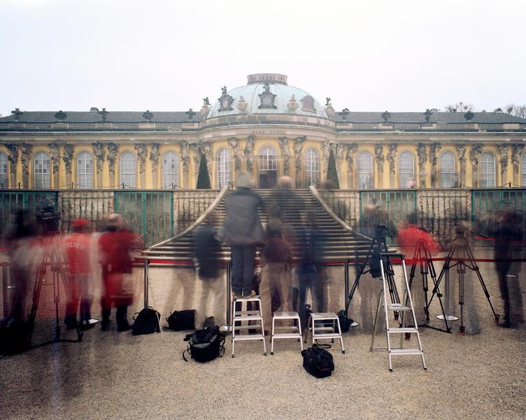 Sanssouci - G8 Environmental Ministers, Potsdam