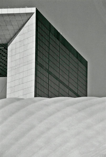La Defense I, Paris, 1990