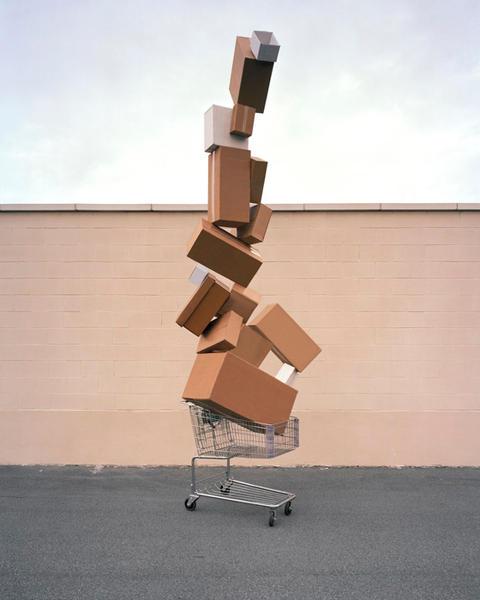 Shopping Totem