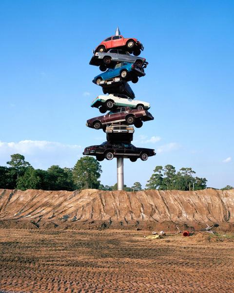 Car Culture Totem