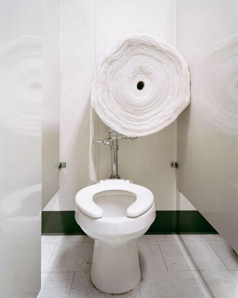 Toilet Paper Totem