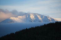 Last Glimmer of Light, Winter Park, CO 2007