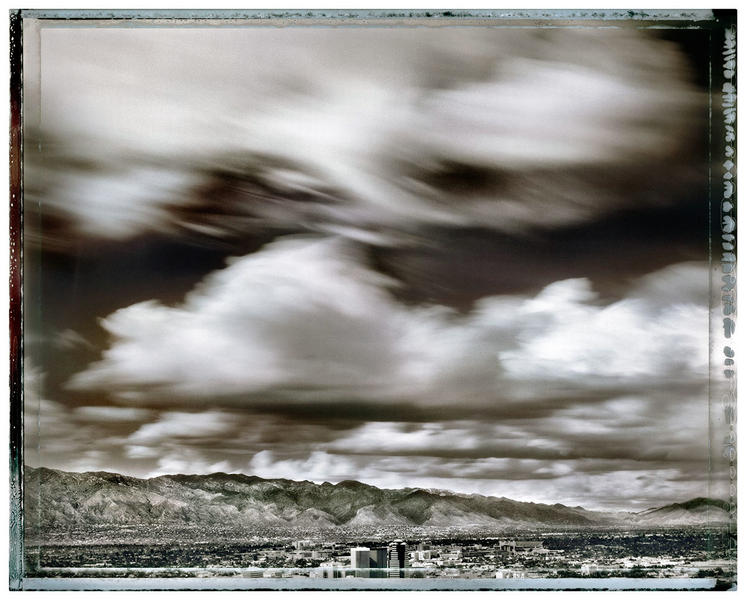 Stormclouds over Tucson #14, 2003