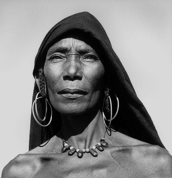 Unidentified Woman, Nigeria, 1953
