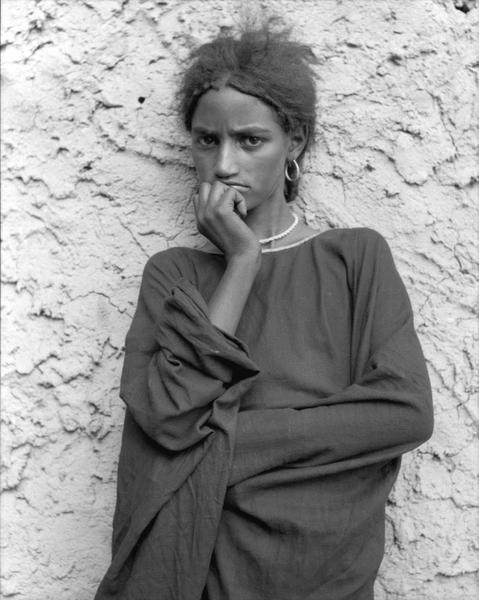 Unidentified Girl, Mali, 1949