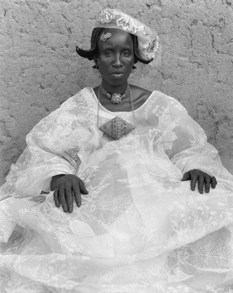 Unidentified Woman, Mali, 1953