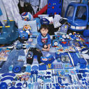 Seungwoo and His Blue Things, Light jet Print, 200