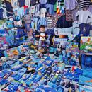 Taehyung-Luke and His Blue Things, Light jet Print